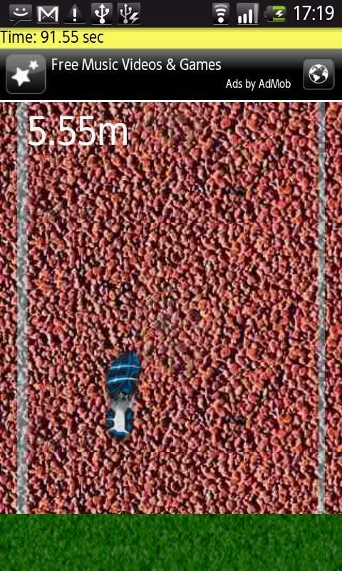 フィンガースポーツ androidアプリスクリーンショット2