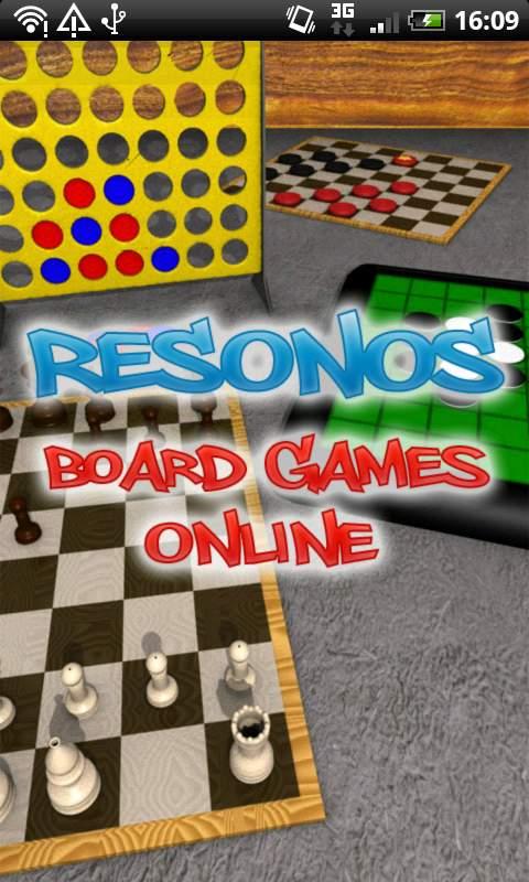 ボードゲームオンライン androidアプリスクリーンショット1
