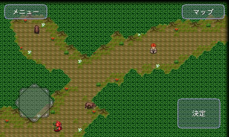 androidアプリ RPG シンフォニーオブエタニティ - KEMCO攻略スクリーンショット1