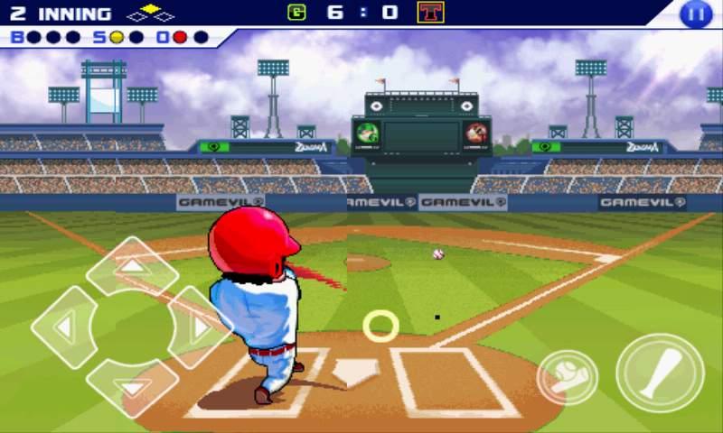 androidアプリ ベースボールスーパースターズ2011攻略スクリーンショット3