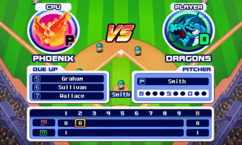 androidアプリ ベースボールスーパースターズ2011攻略スクリーンショット5