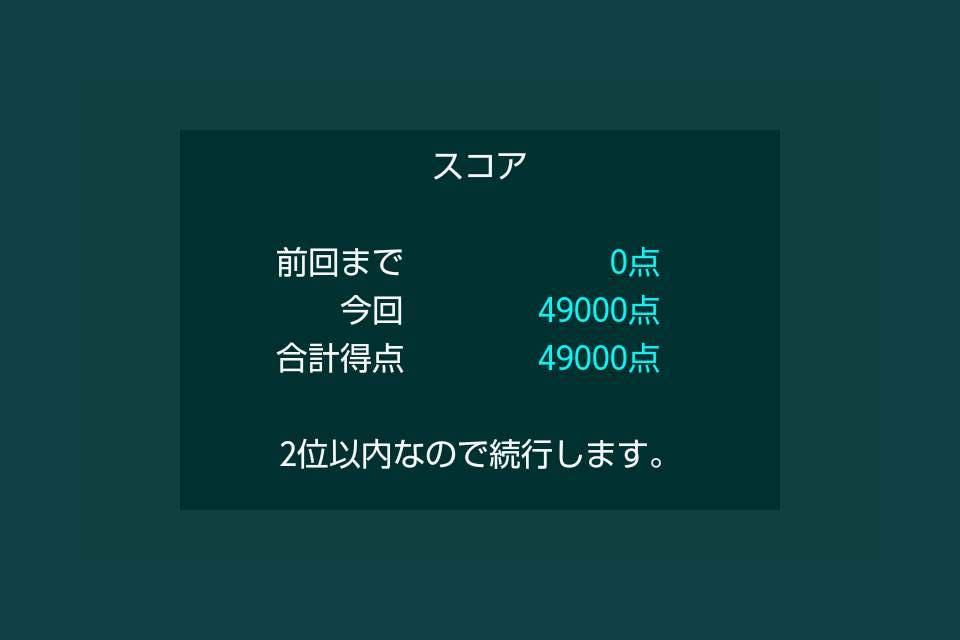 androidアプリ 四人麻雀攻略スクリーンショット4