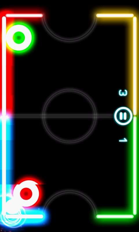 グロウ ホッケー androidアプリスクリーンショット3