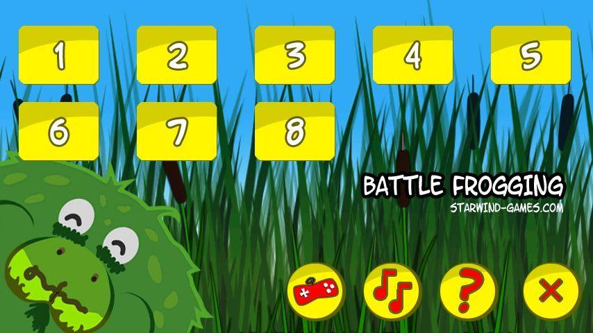 androidアプリ バトルフロッギング攻略スクリーンショット4