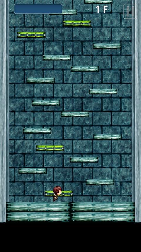 タワージャンプ androidアプリスクリーンショット1