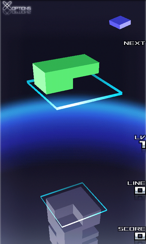 androidアプリ パズルプリズム攻略スクリーンショット1