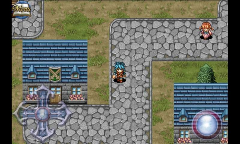 androidアプリ RPG アルファディア - KEMCO攻略スクリーンショット1