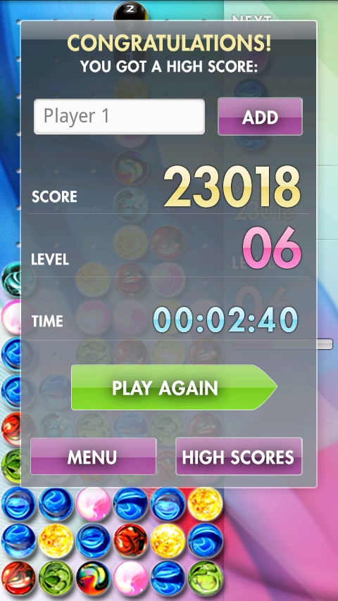 カラリックス エイチディー androidアプリスクリーンショット2