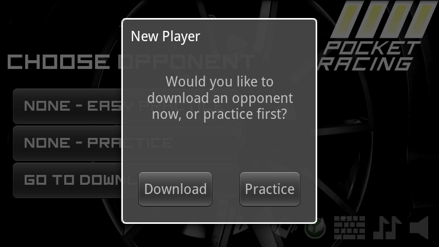 androidアプリ ポケットレーシング攻略スクリーンショット1