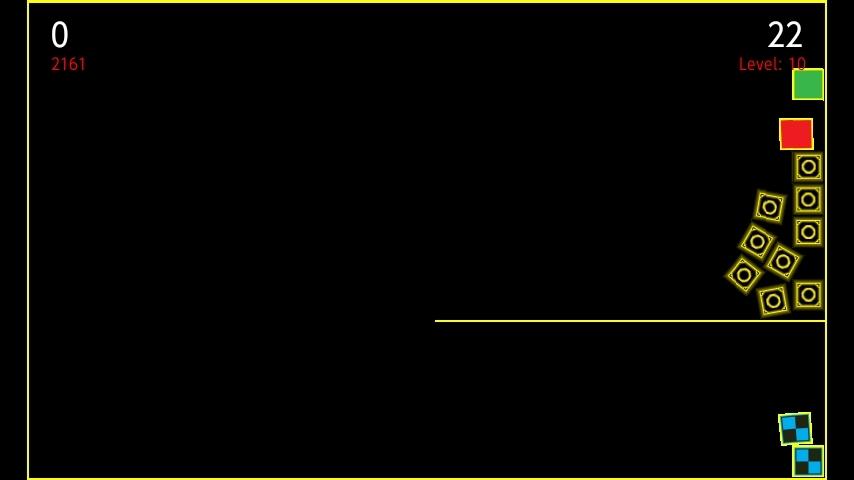 クレイジースクエアード androidアプリスクリーンショット1