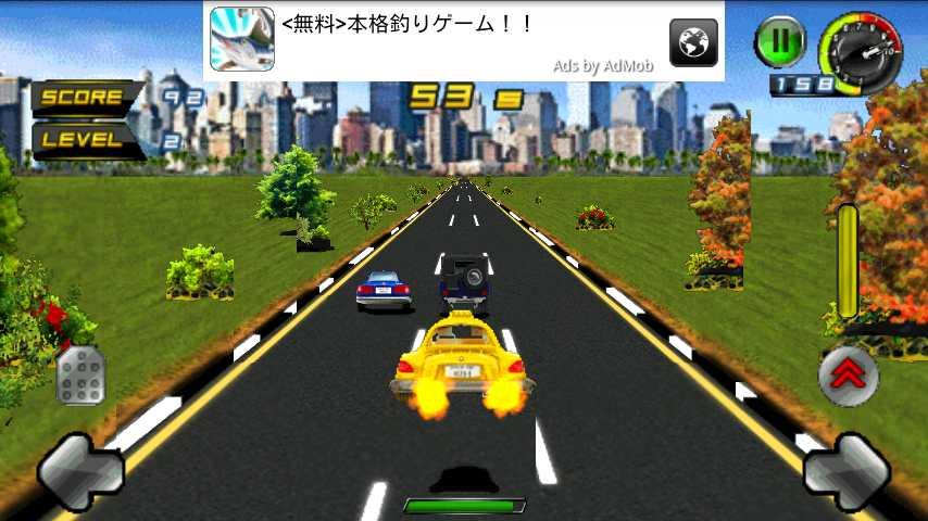 androidアプリ ワクシータクシー攻略スクリーンショット2