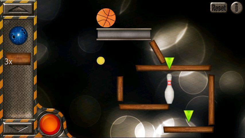androidアプリ マニックメカニックス攻略スクリーンショット1