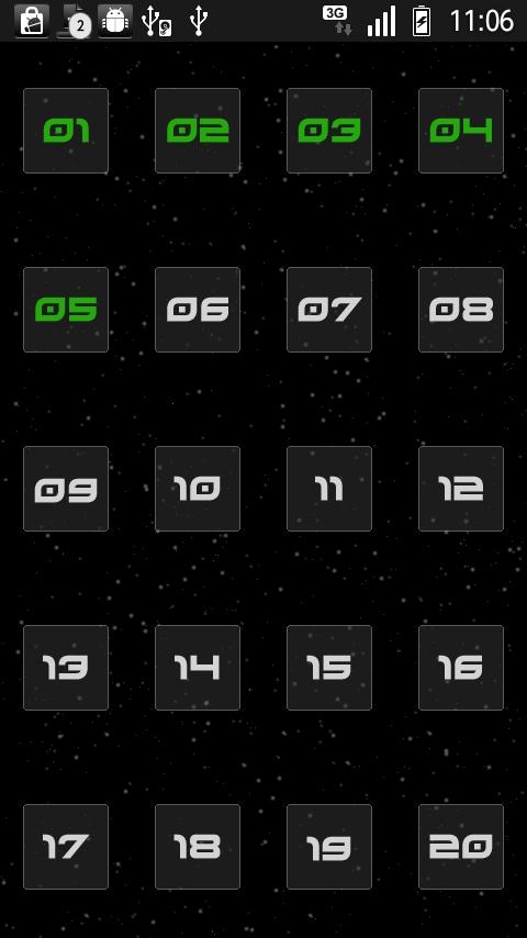 androidアプリ リフレクション攻略スクリーンショット5