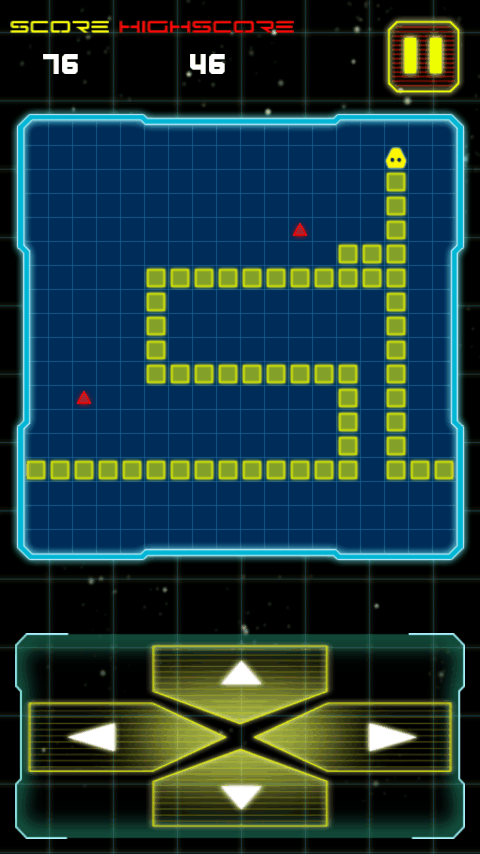 グロウスネイク androidアプリスクリーンショット1
