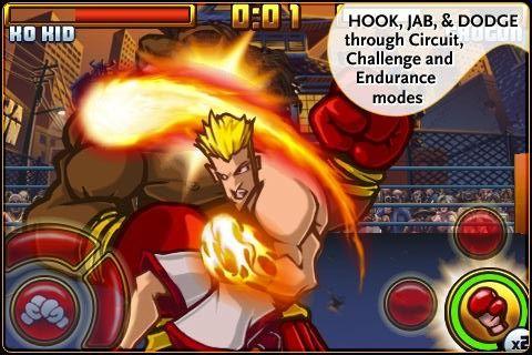 スーパーKOボクシング! 2 androidアプリスクリーンショット1