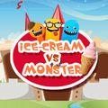 アイスクリーム対モンスター