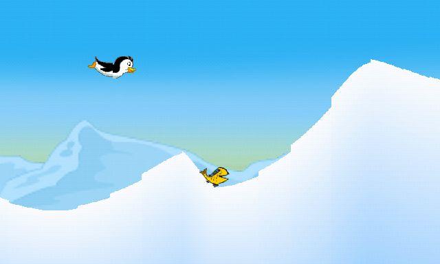 ペンギンゲーム2 androidアプリスクリーンショット1