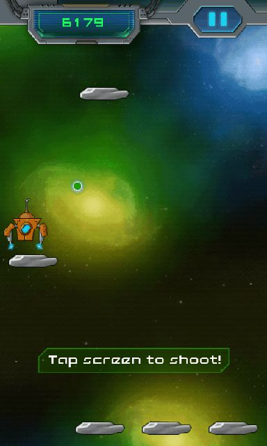 androidアプリ スペース ジャンプ攻略スクリーンショット4