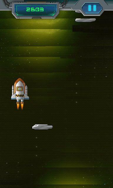 androidアプリ スペース ジャンプ攻略スクリーンショット5