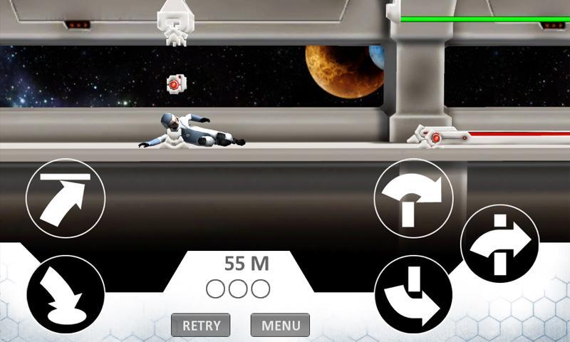 ステラーエスケープ androidアプリスクリーンショット1