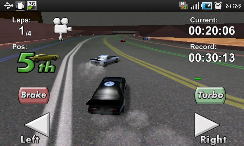 ティーエルレーシング ベータ androidアプリスクリーンショット1