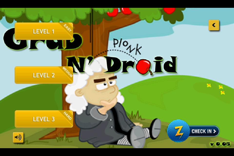 androidアプリ グラブンドロイドアルファ攻略スクリーンショット3