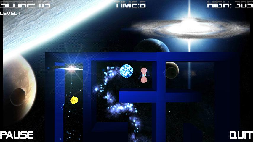 androidアプリ コズミックローラー攻略スクリーンショット2