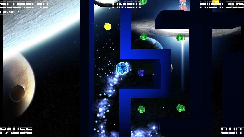 androidアプリ コズミックローラー攻略スクリーンショット3