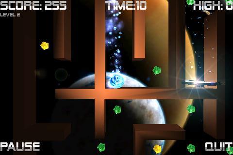 コズミックローラー androidアプリスクリーンショット1