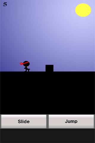 ニンジャスライダー androidアプリスクリーンショット1