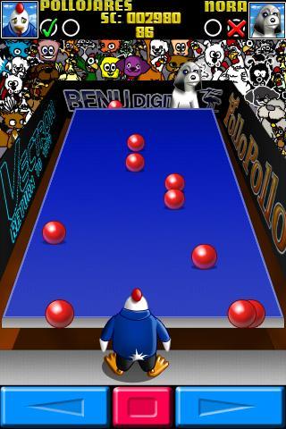 ボールチャレンジ androidアプリスクリーンショット1