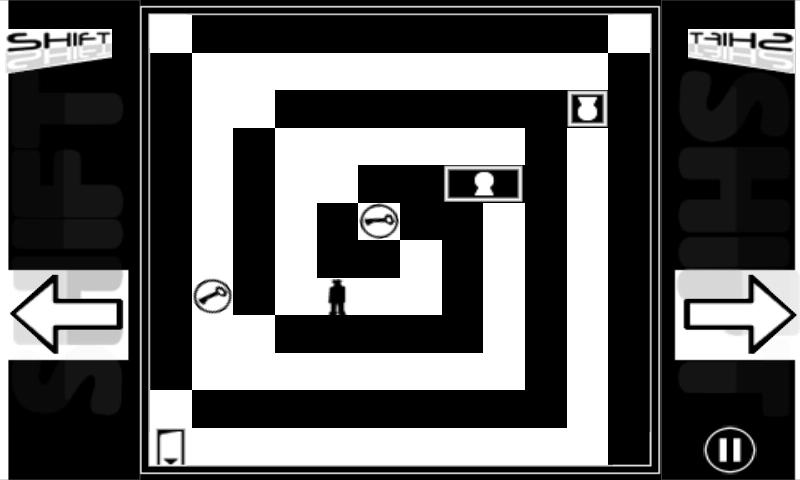 シフトライトパズルゲーム androidアプリスクリーンショット1