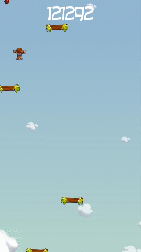 androidアプリ ジャンプモンキージャンプ攻略スクリーンショット5