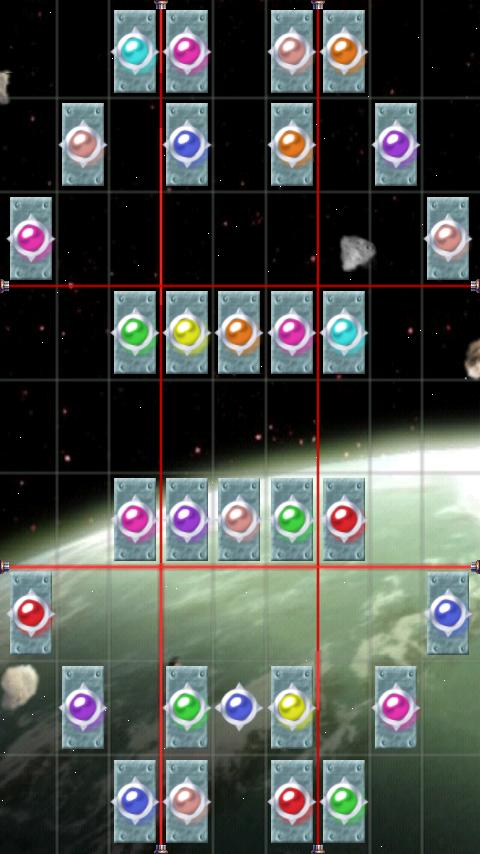 androidアプリ コズミックマインズ2スウドク攻略スクリーンショット4