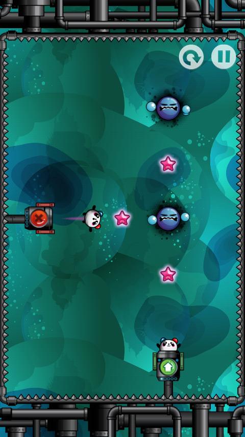 androidアプリ ナノパンダ攻略スクリーンショット3