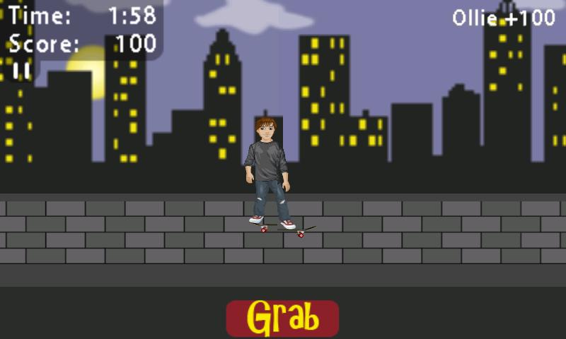 androidアプリ シャーン マクナリティ スケートボーディング攻略スクリーンショット3