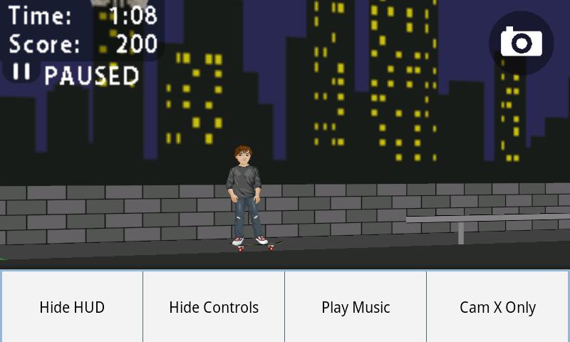 androidアプリ シャーン マクナリティ スケートボーディング攻略スクリーンショット5