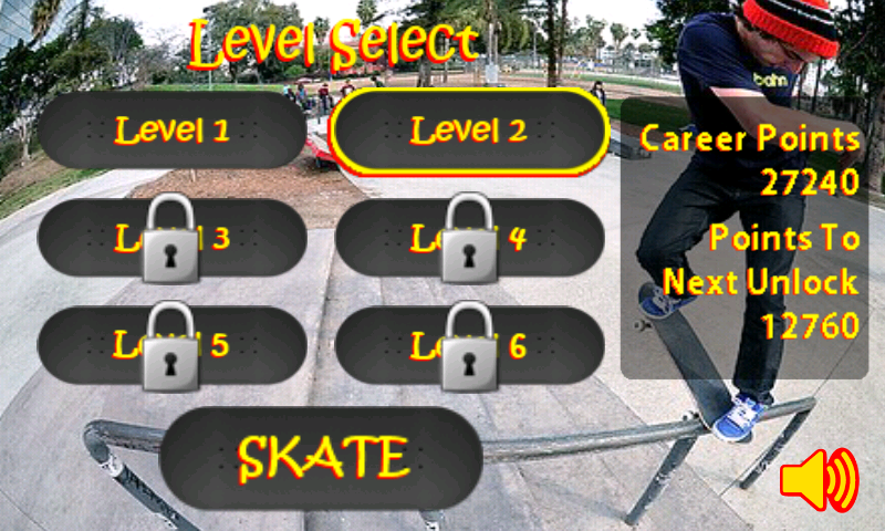 シャーン マクナリティ スケートボーディング androidアプリスクリーンショット2