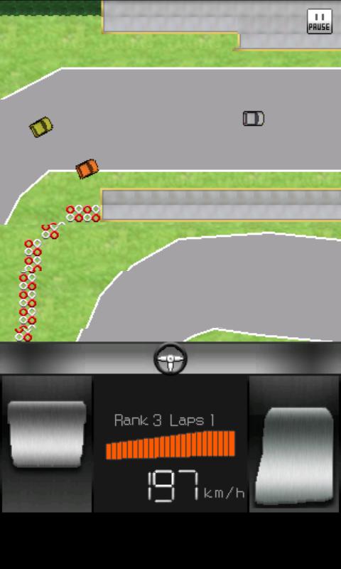 タイニーレーサー androidアプリスクリーンショット1