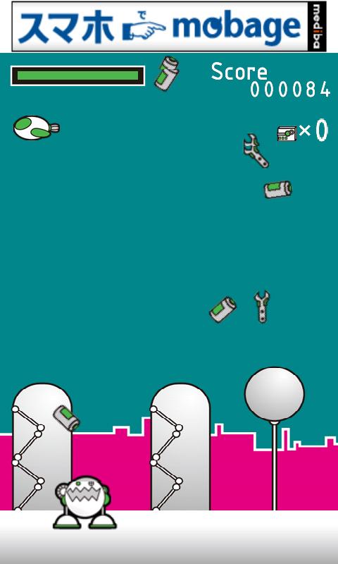 ピックロボッツ androidアプリスクリーンショット1