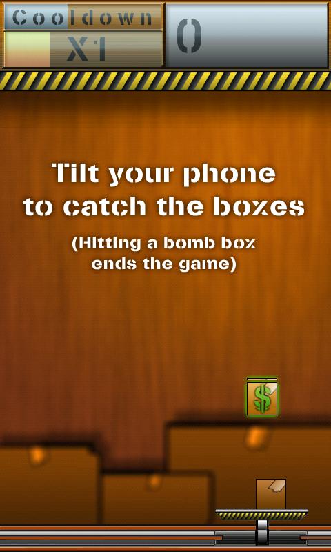 androidアプリ ボックスバスター攻略スクリーンショット2