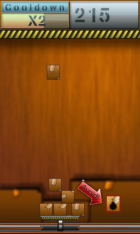 androidアプリ ボックスバスター攻略スクリーンショット5