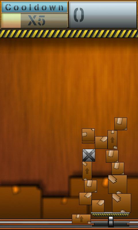 ボックスバスター androidアプリスクリーンショット1