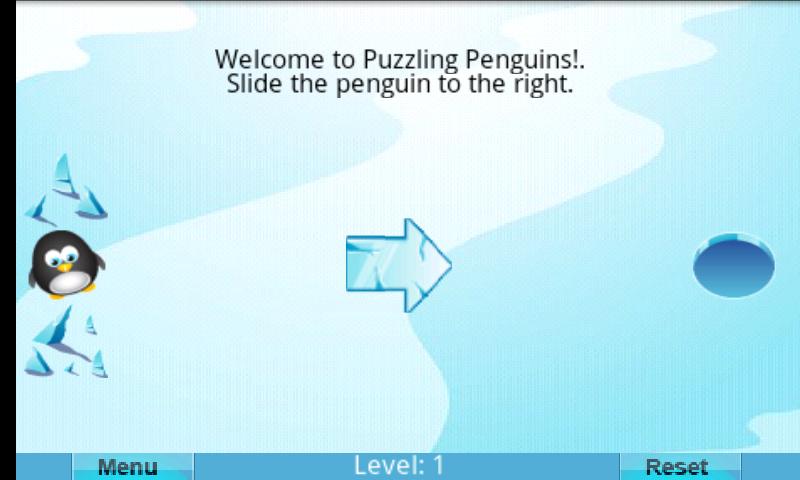 androidアプリ パズリング ペンギンズ攻略スクリーンショット1