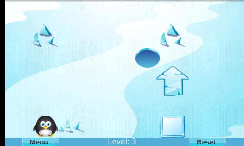 androidアプリ パズリング ペンギンズ攻略スクリーンショット2