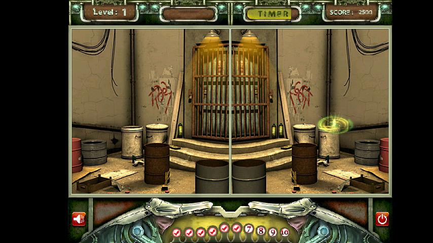 トラッシュディファレンス (HD) ゲーム androidアプリスクリーンショット1