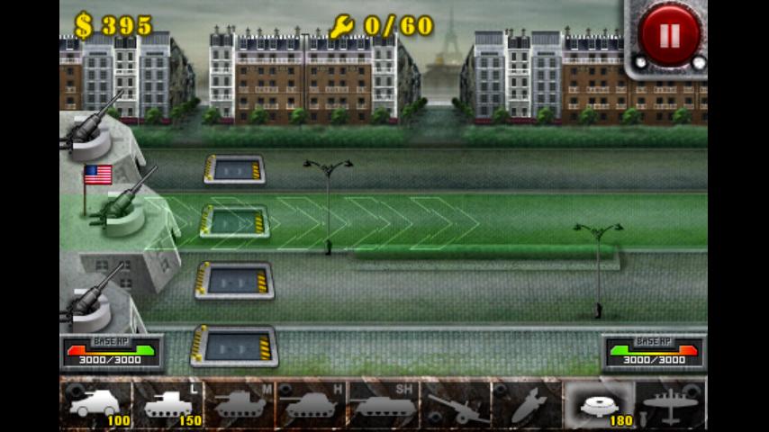 androidアプリ 欧陸戦争の鎧攻略スクリーンショット2