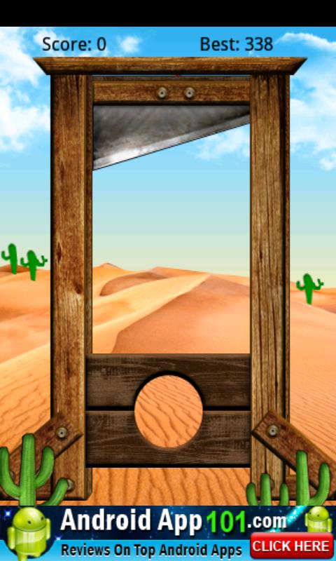 フィンガー スレイヤー androidアプリスクリーンショット1