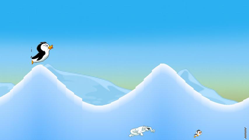 androidアプリ フライングペンギンベストフリーゲーム攻略スクリーンショット2