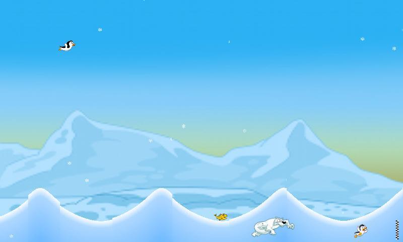 androidアプリ フライングペンギンベストフリーゲーム攻略スクリーンショット3